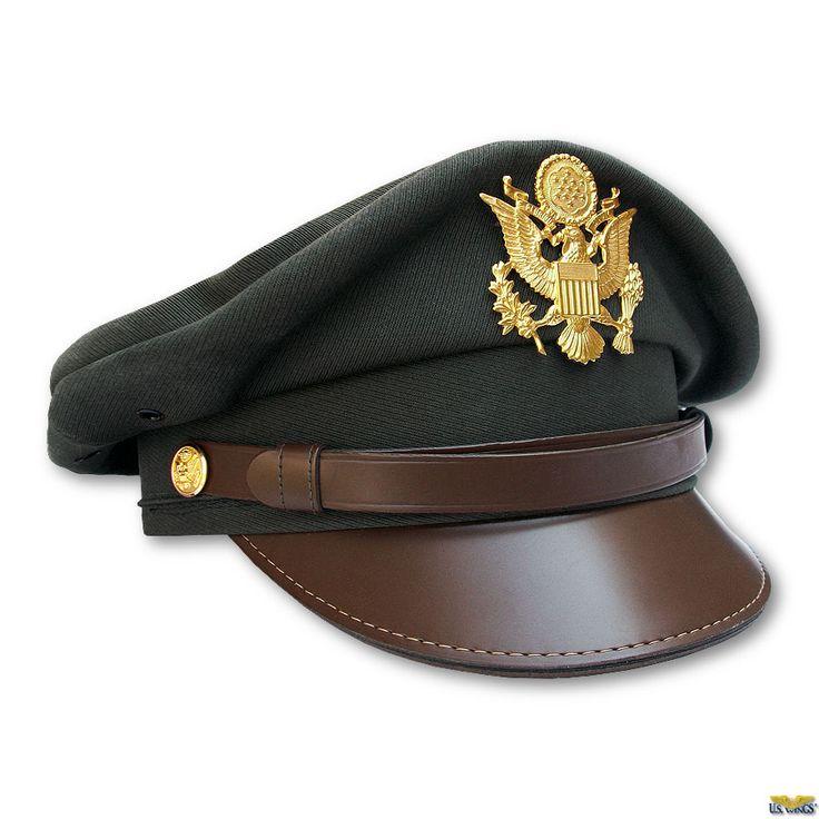 WWII USAAF Crush Caps