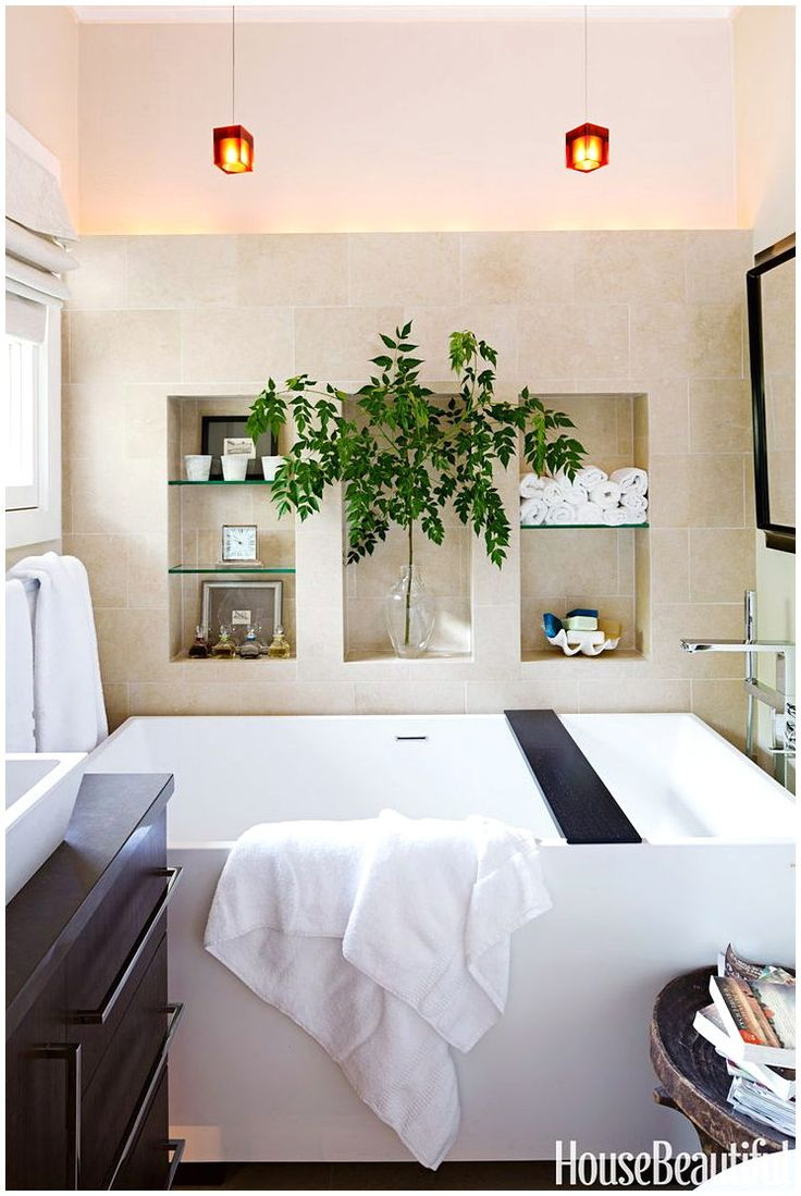 Understand small spa bathroom