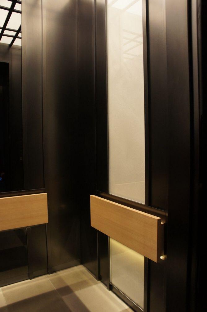 Pin by Truong Sim on D-电梯厅 | Elevator design, Elevator ...