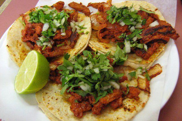 Receta de Tacos al Pastor Mexicanos