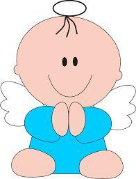 Resultado de imagen para imagenes de angelitos dibujados