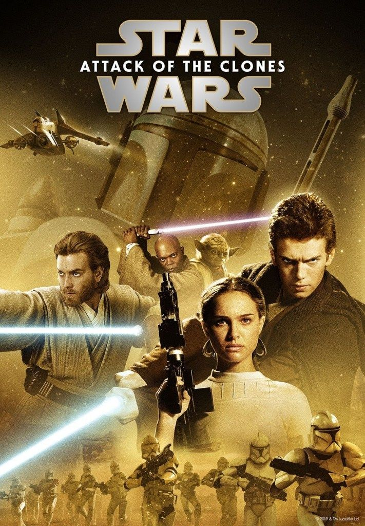 High Resolution Disney Star Wars Posters In 2020 Star Wars Poster Star Wars Episode Ii Star Wars Humor