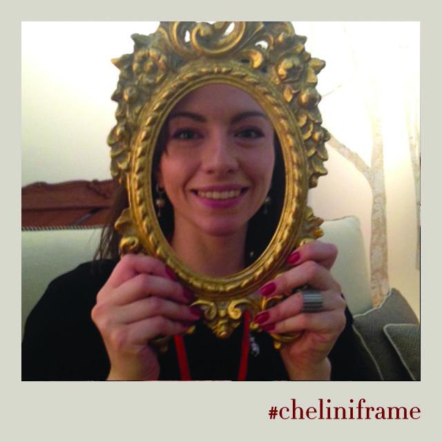 Olga Chumak for #cheliniframe