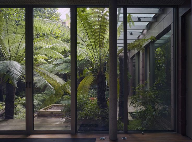 The Red House, Chelsea, London, UK, by Tony Fretton Architects