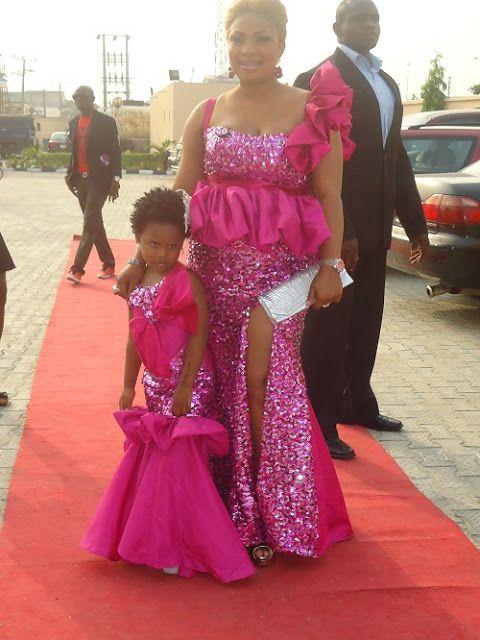 Photo - Yoruba Actress Laide Bakare and Daughter - Mercy Johnson Celebrity Magazine - Mercy Johnson Celebrity Magazine