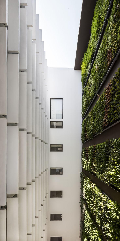 Galer 237 a de casa patio ar arquitetos 22 - Gallery Of C Q Project Js 22