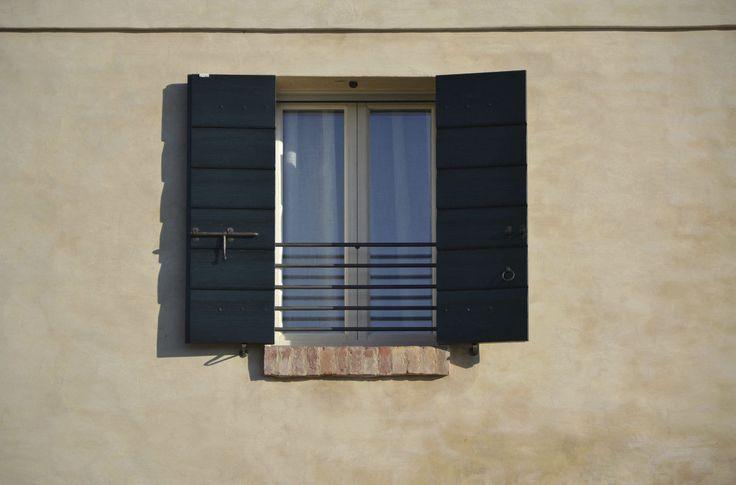 Volet battant / en bois / pour fenêtre - CASALE - Aldena