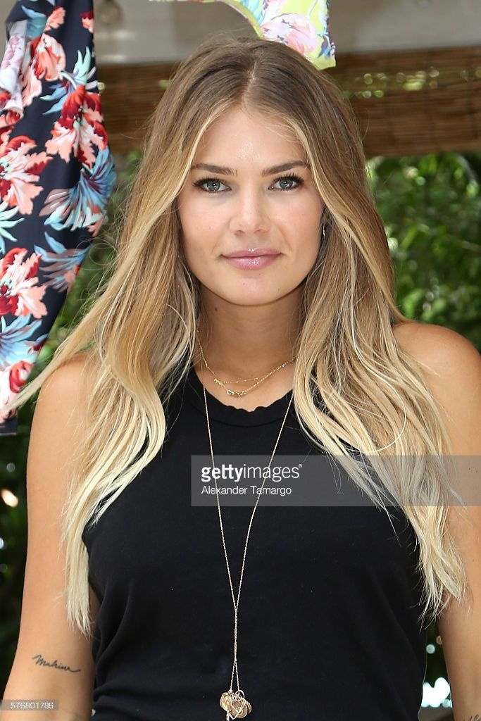 Swimwear designer Tori Praver attends Tori Praver Swimwear & Stila Host Miami Swim Brunch At Mandolin Beach at Soho Beach House on July 17, 2016 in Miami Beach, Florida.