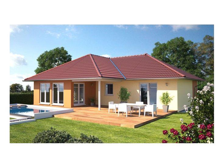 Top star 128 einfamilienhaus von hanlo haus for Fertighaus klassisch