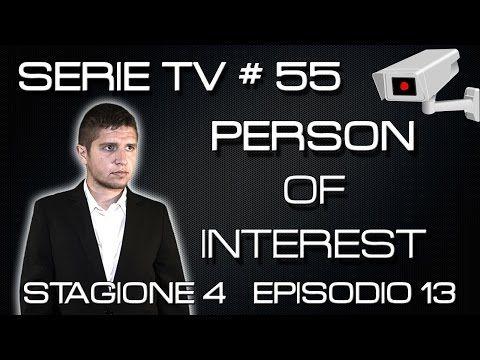 Person of Interest 4x13 - M.I.A. - recensione episodio 13 stagione 4 - YouTube