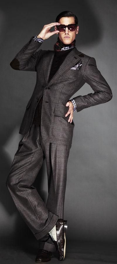 Style Pantry | Tom Ford A/W Mens 2011 Collection