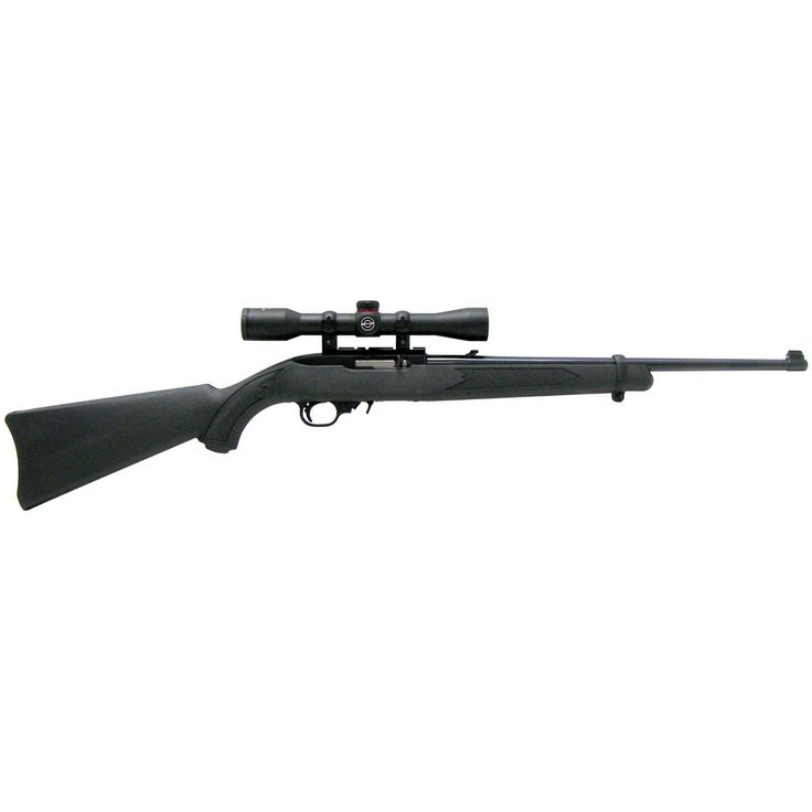 Ruger 10/22 Rimfire Rifle Package-GM443546 - Gander Mountain