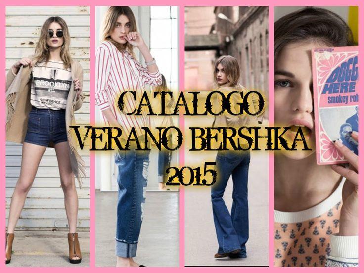 CATALOGO 2015 VERANO BERSHKA