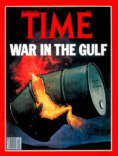 Iran-Iraq War | Oct. 6, 1980