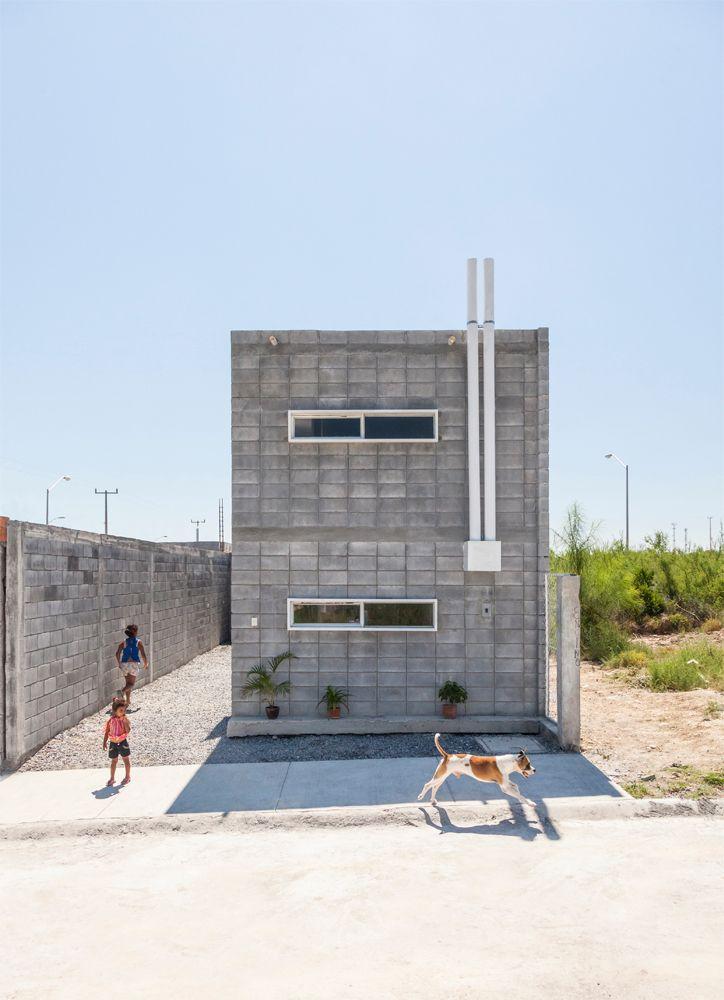 Casa Caja / S-AR stación-ARquitectura + Comunidad Vivex
