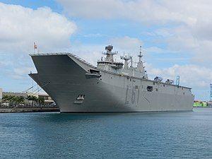 Juan Carlos I. Es un novedoso buque de asalto anfibio de la Armada Española botado el 10 de marzo de 2008 por la empresa española Navantia, que recibe su nombre en honor al actual jefe del Estado, el rey Juan Carlos I de España. Este buque es el de...