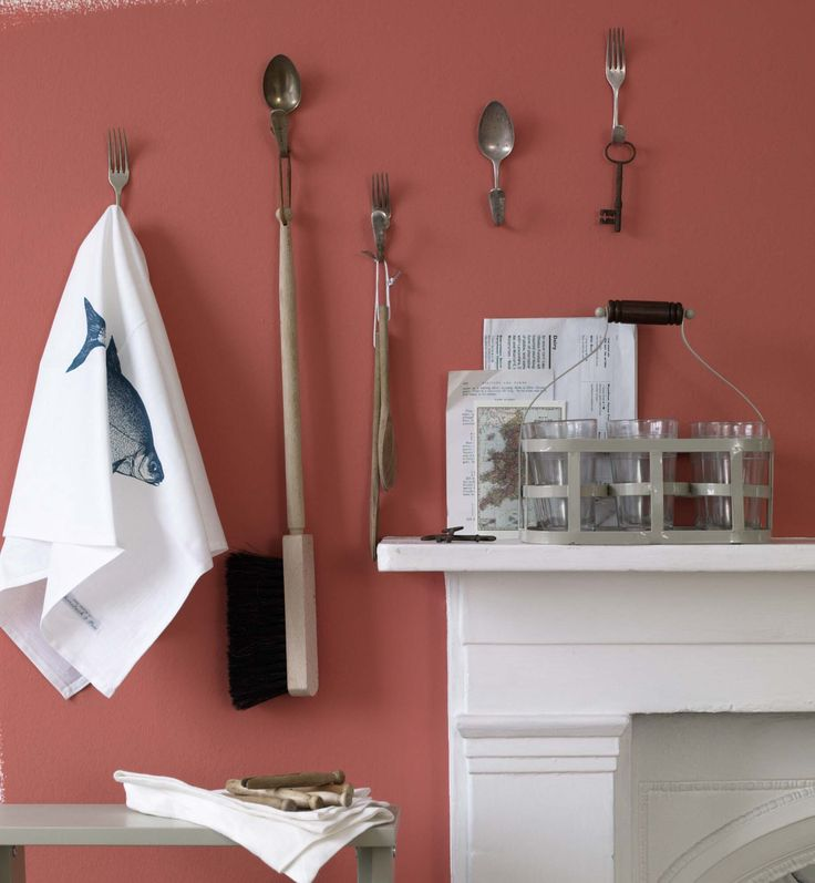 CUTLERY HOOKS GOODHOMES MAGAZINE APRIL 2011  STYLING EMMA CLAYTON PHOTOGRAPHY OLIVER GORDON