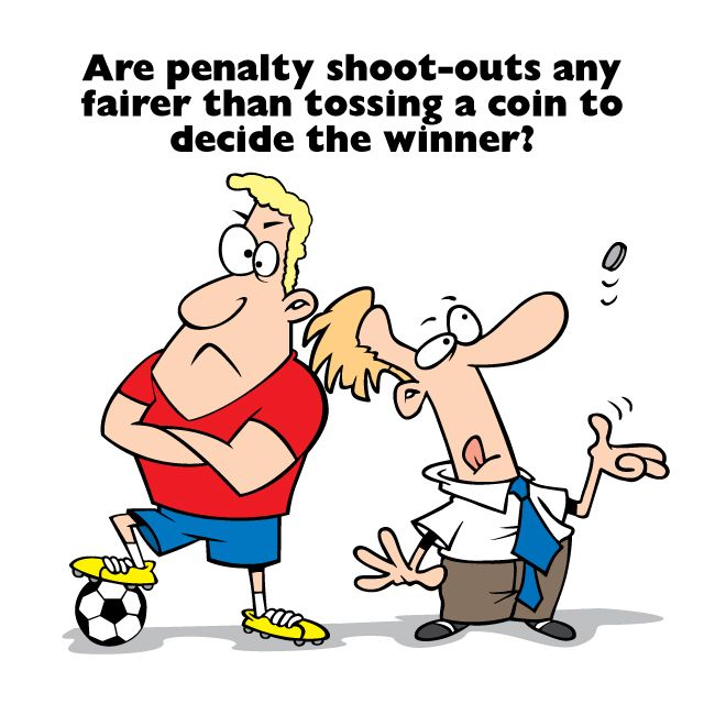 Is the penalty shootout a lottery? We've been reading up on it and it is a test of skill - and nerves. Also, we learned that the team who gets to take the penalty first, often wins, Image from www.galaxy-bet.com