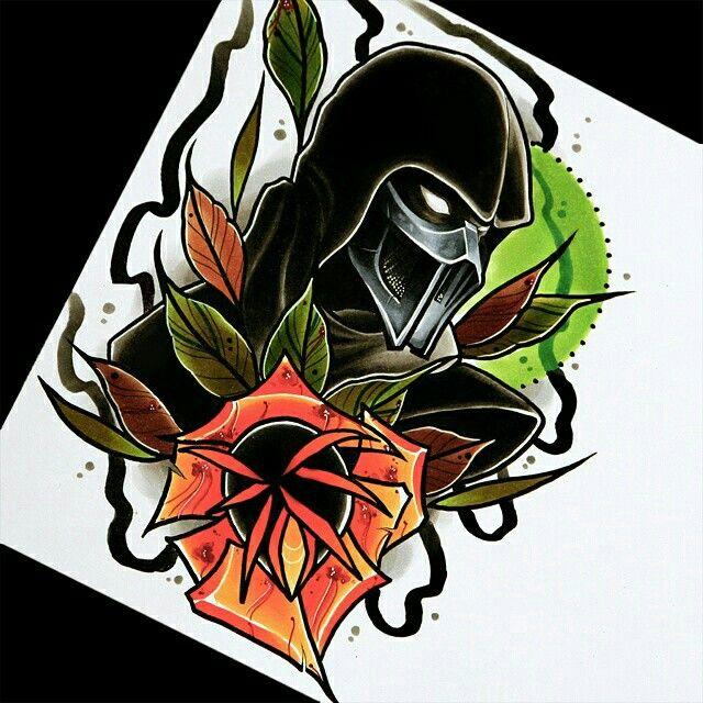 Tattoo Designs Mk: Neo Tradicional ( Tattoo )