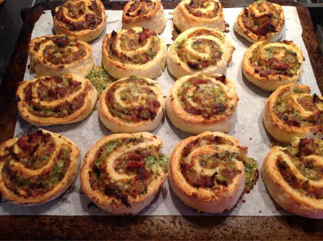 Forum Thermomix - The best Thermomix recipes and community - Savoury Scone Pinwheels