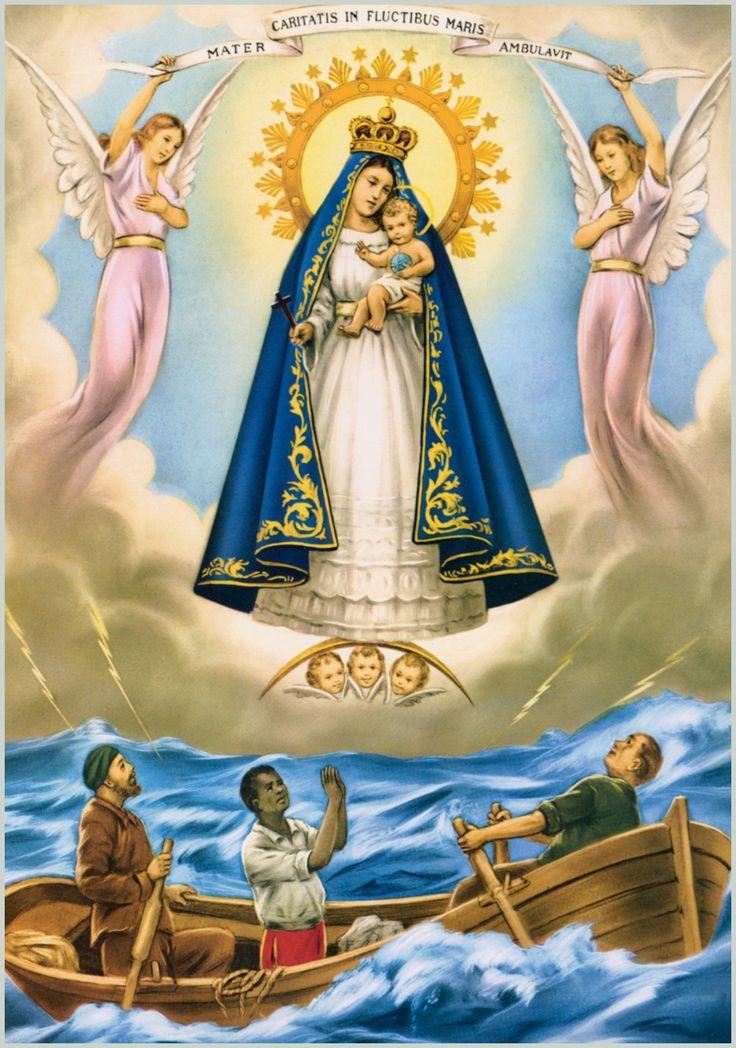 La Virgen de la Caridad del Cobre - Patroness of Cuba