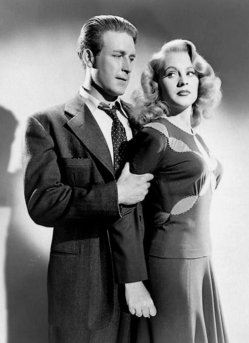 Lawrence Tierney and Anne Jeffreys. Fabulous.