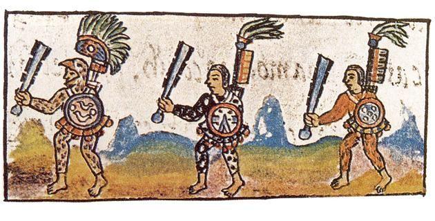 Las armas y los ejércitos durante la Conquista. Te ofrecemos un acercamiento a los instrumentos -ofensivos y defensivos- con que combatían los valientes guerreros mexicas y los soldados españoles durante los últimos días de la gran Tenochtitlan.
