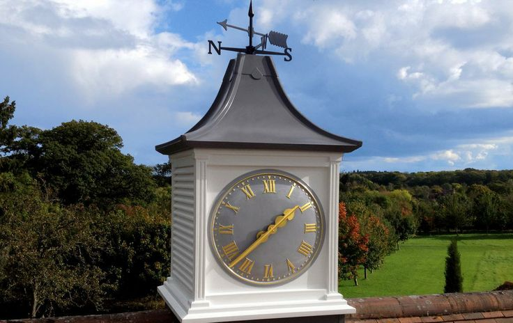 Clock Towers and Outdoor Clocks