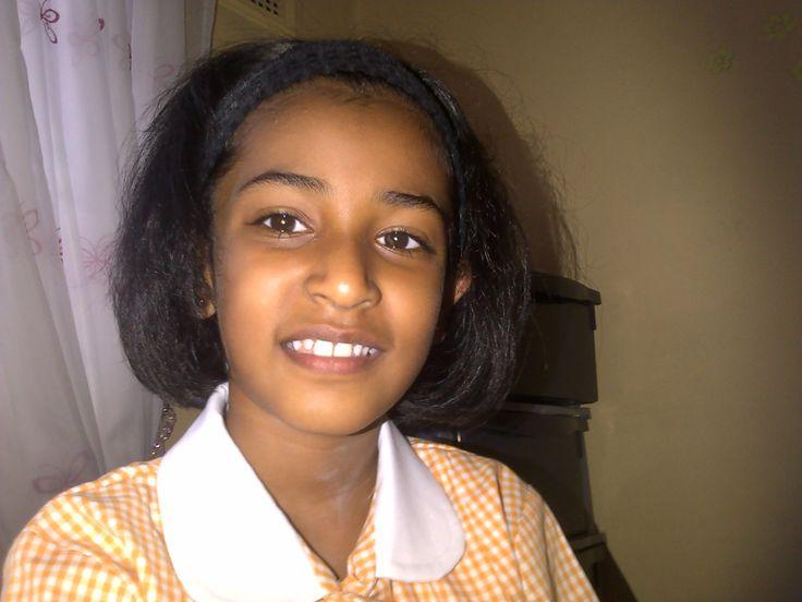 Jashalia is now is grade 5!