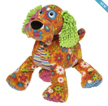 Pizzazz Tangerine Puppy from Mary Meyer  Available now at Bobangles.  #MaryMeyer #plush #toy #kids #cute #Australia #puppy