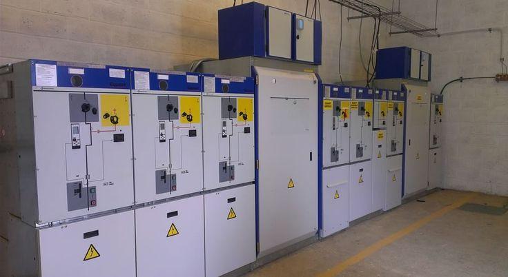 Celdas de Media Tension. Energy Electrical Integrators Corp