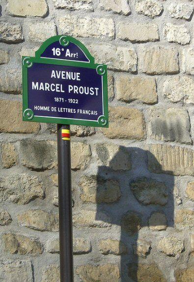 L'avenue Marcel Proust  (Paris 16ème)