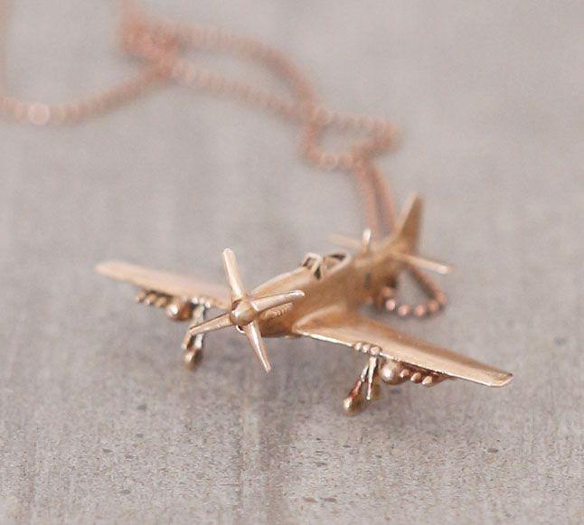 P-51 necklace