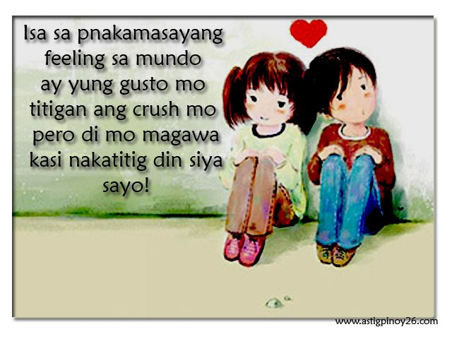 best 25 crush quotes tagalog ideas on pinterest