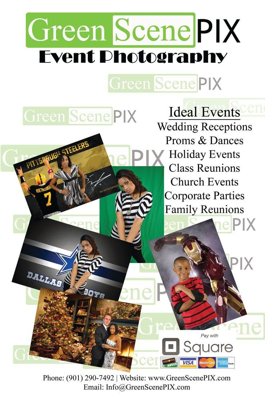 GreenScene Poster