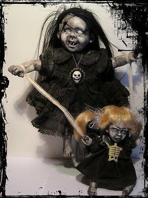 Haunted Doll Halloween Costume