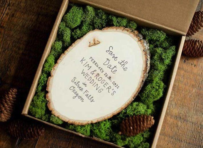 30 of the Best Wedding Save the Dates Around! | OneWed