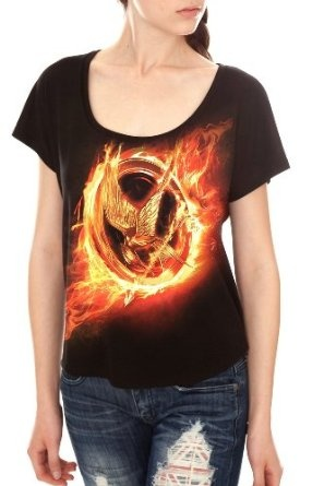 i want a hunger games t shirt right now.