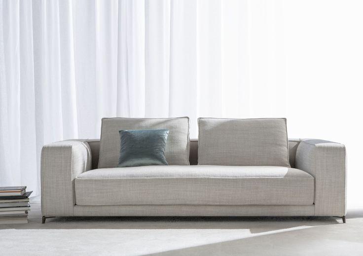 Christian modern sofa Made by Berto Design Studio #madebyhand #madeinitaly
