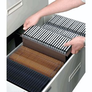 POPIO - Pop Up CD Organizer - Fits In File Cabinet - Beige review at Kaboodle