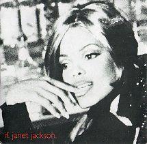 45cat - Janet Jackson - If (Radio Edit / One More Chance - Virgin - UK - VS 1474