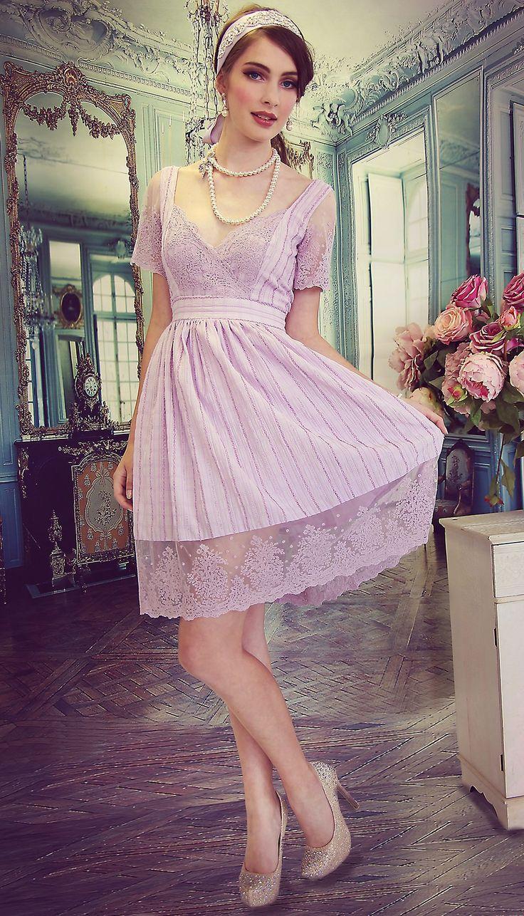 Minuet Tea Dress