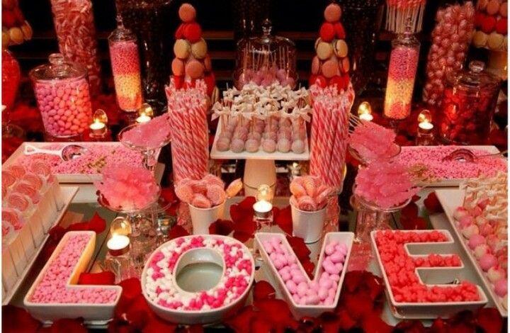 Candy bar heaven