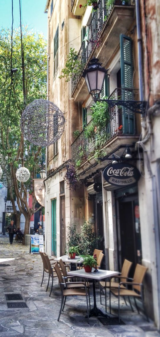 Palma de Mallorca | Architecture and tradition meet in the streets, as seemingly every section of the island is filled with astounding design and unique aesthetics.