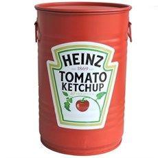 Tambor Heinz Tomato Ketchup Com Alças