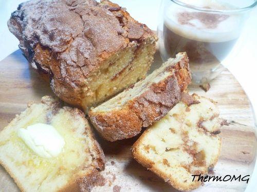 Cinnamon Bread — ThermOMG