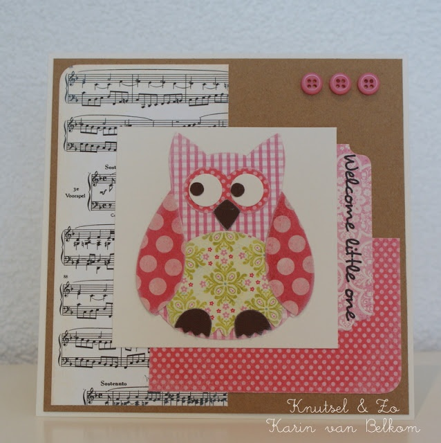 Collectables Owl - Marianne Design