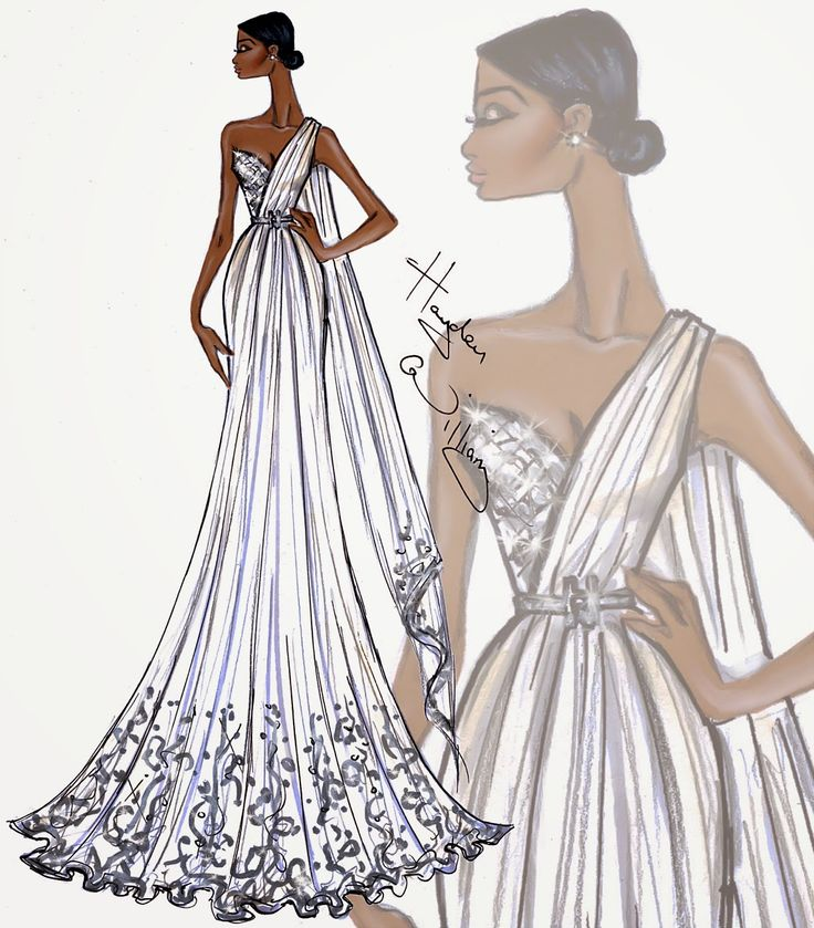 Bridal Couture 2014 by Hayden Williams: Look 3 July 2014