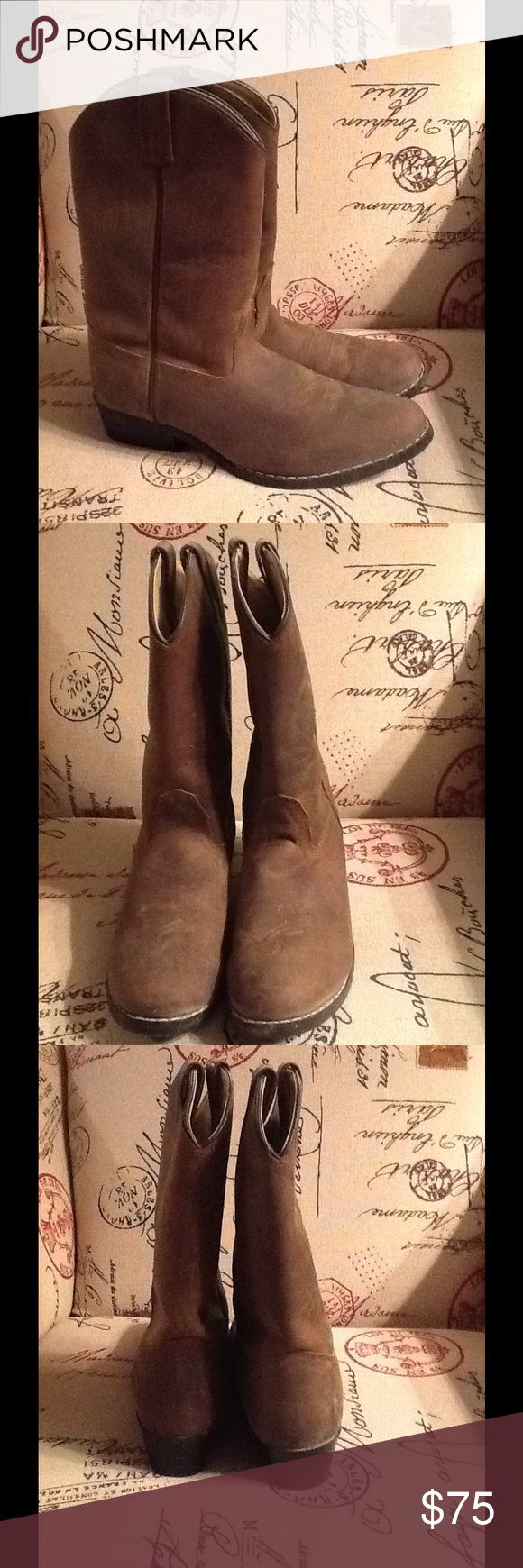Kids Cowboy Boots from Nashville, TN Kids Cowboy Boots from Nashville!! Purchased new from Boot Country in Nasvhille, TN and only worn twice. Amazing deal!!! Leather. Masterson Boot Co.  Shoes Boots