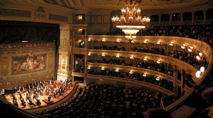 Semper Oper, Dresden (Wagner: Tannhäuser, 1998)